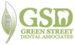 Dr. Julie Gum – Green Street Dental Retina Logo