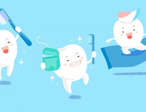 Proper At-Home Oral Hygiene
